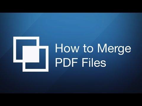 How To Merge PDF Files on Mac
