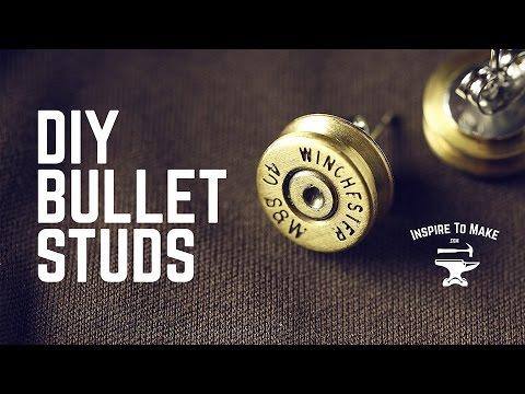 DIY Project - Bullet Studs