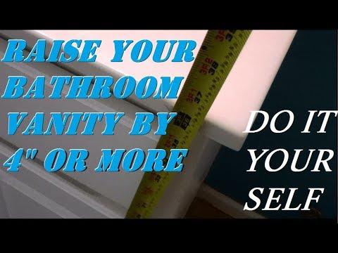How To Raise Your Vanity