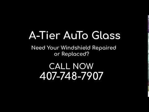 A-Tier Auto Glass   Broken Windshield   Busted Door Windows   Miami, Ft.Lauderdale  