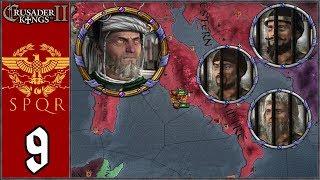 CK2: WTWSMS - Julius Nepos #10 - Hellenism Restored