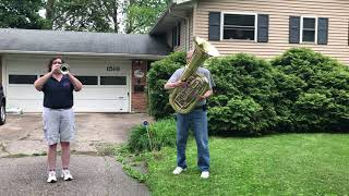 Kalamazoo musicians participate in Taps Across America