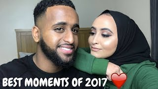 BEST MOMENTS OF 2017!!!