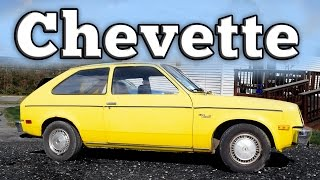 Regular Car Reviews: 1976 Chevrolet Chevette