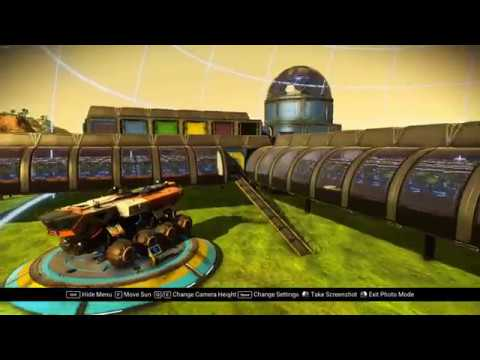 Tips on How to Move Base in No Mans Sky on The PC