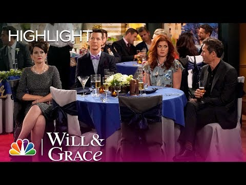Will & Grace - Everyone Raises a Glass (Episode Highlight)