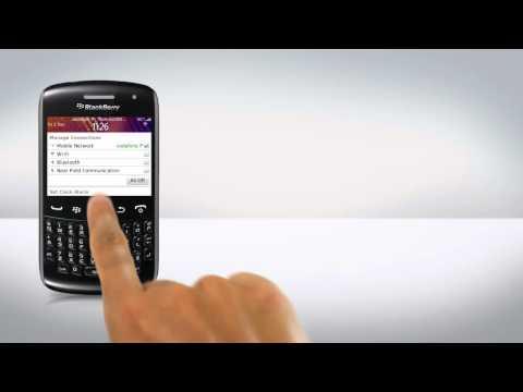 BlackBerry Curve 9360 - Configuração de Wi-Fi