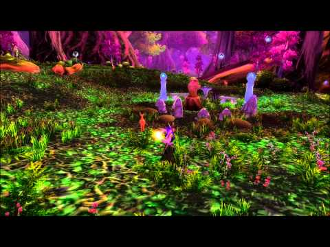 World of Warcraft - Public Test Realm 4.3 - New Spell Effects [HD]