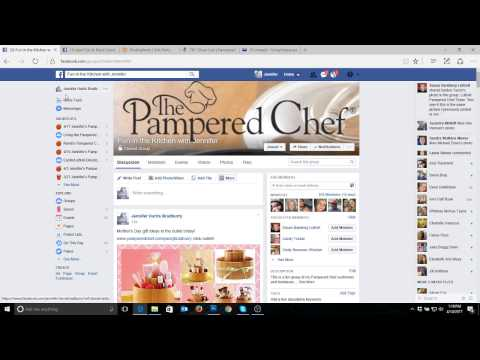 Pampered Chef Training How to Create an Event