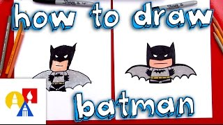 how to draw cute superheroes step by step