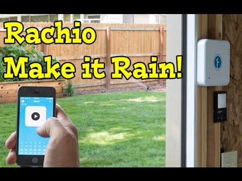 Rachio IRO WiFi Lawn/Grass Sprinkler Controller Setup Install & Review