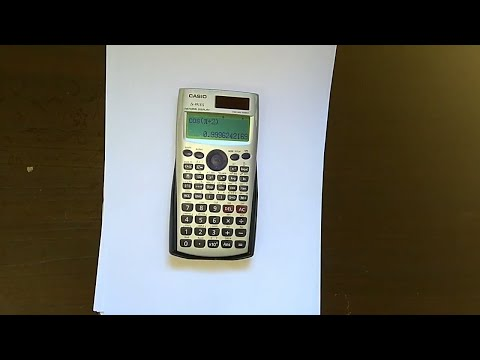 Difference Between Radian Mode and Degree Mode Of Calculator