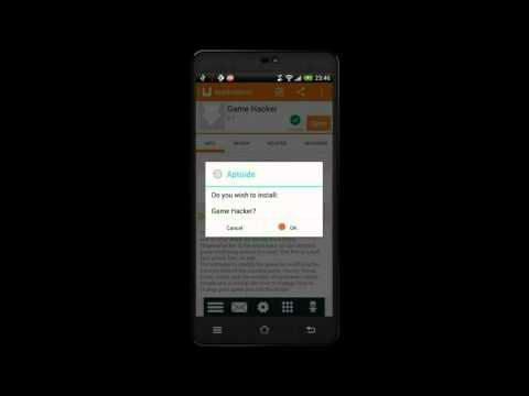 How to hack almost any android game!  (root needed)