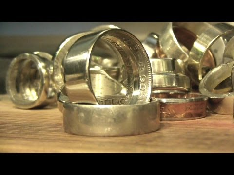 coin ring time lapse