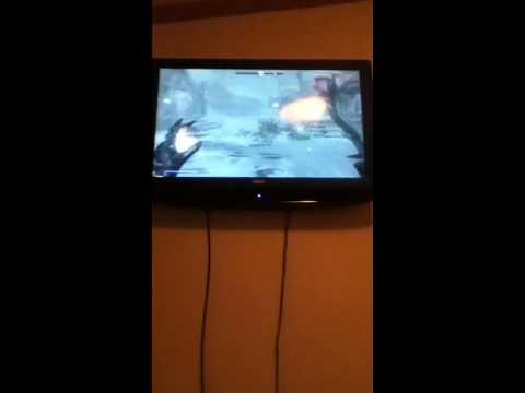 Skyrim: how to level destruction and restoration magic fast
