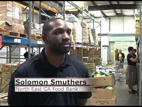 Food Stamps Cuts Affects Athens GA