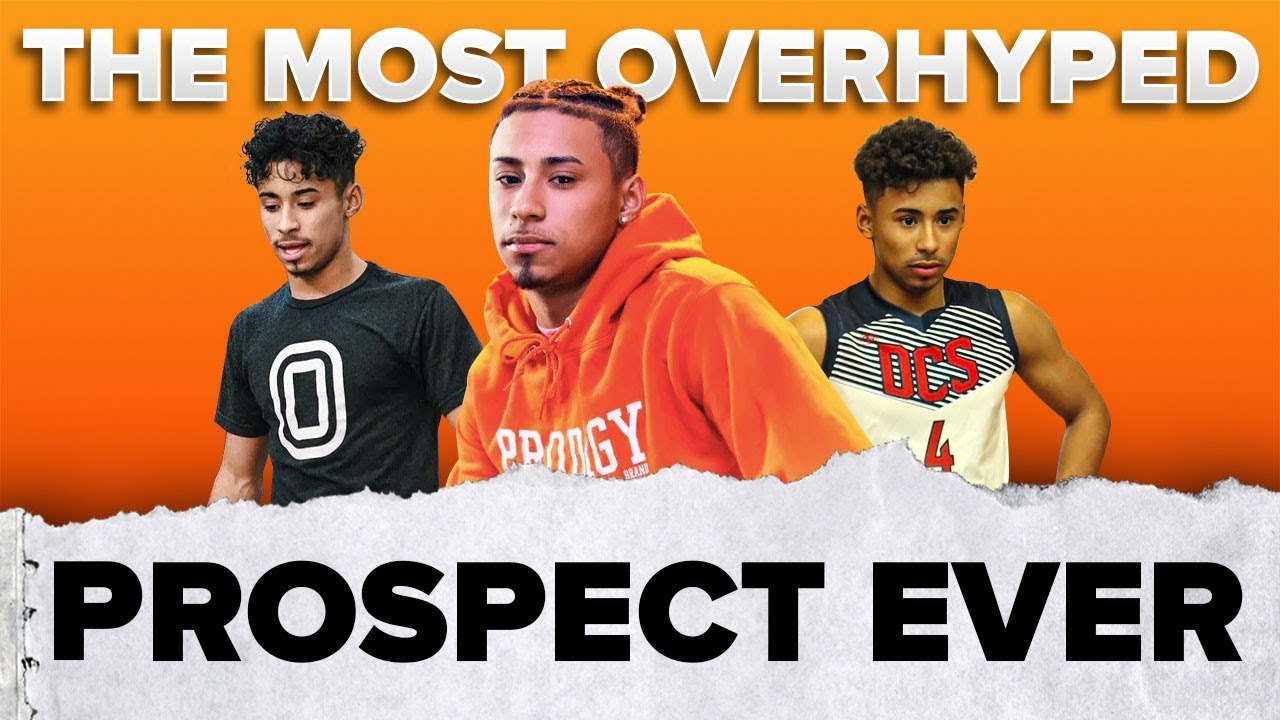 The Most Overhyped Prospect Ever 🤦🏻♂️ | #shorts
