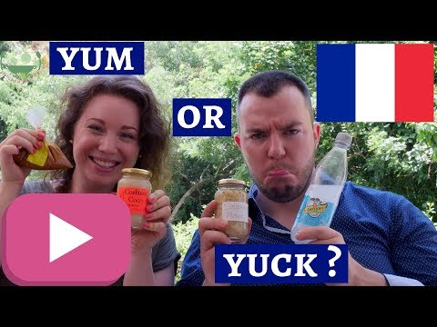 Germans try CARIBBEAN FOODS (Martinique)