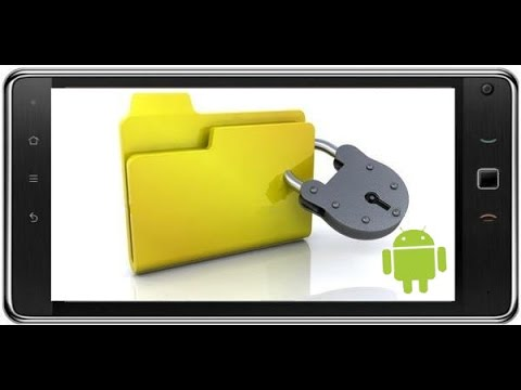 How To Put Password On Pictures , Videos ,Audio, Folder & On Other Files With Android Easy