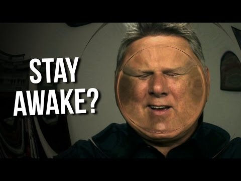 How A Blind Person Stays Awake or Falls Asleep