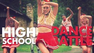 HIGH SCHOOL DANCE BATTLE! CHOIR, CHEER, JOCKS, TEACHERS COLLIDE!! // ScottDW - Hum