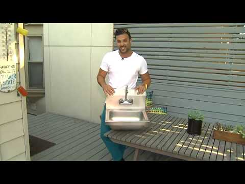 How to build a DIY outdoor kitchen for summer entertaining