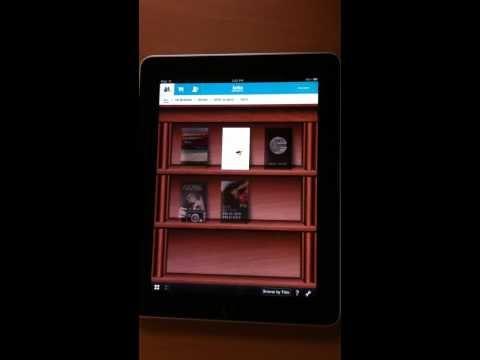Hidden 'Magic eReader' easter egg in the Kobo iPad app exposed