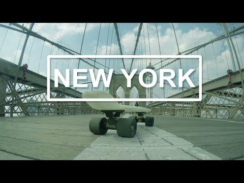 Penny Cruisin - New York