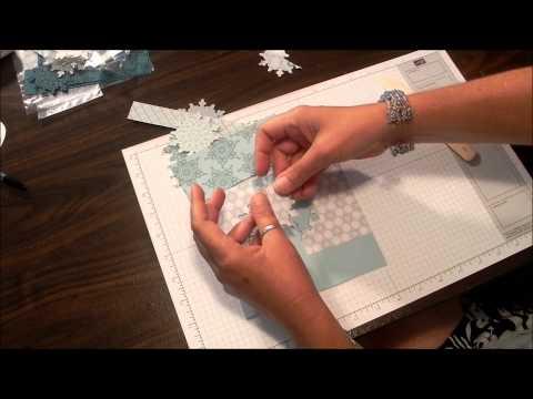 XMAS Card Club 2014   Flip Snowflake