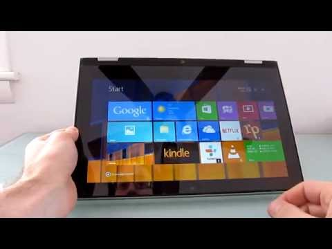 Dell Inspiron 11 3000 Series convertible notebook review