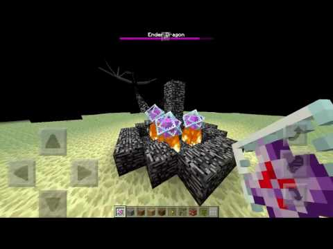 How to respawn the Ender Dragon | Minecraft Pocket Edition