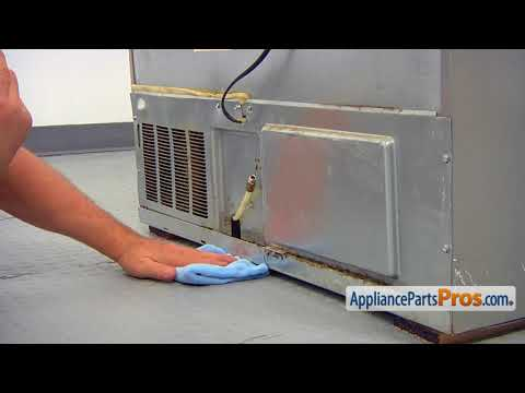 Refrigerator Drain Tube (Part #W10619951) - How To Replace
