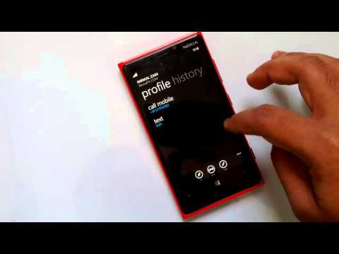 How to Enable Custom Ringtones for Contacts, Email, SMS and IM in Windows Phone 8