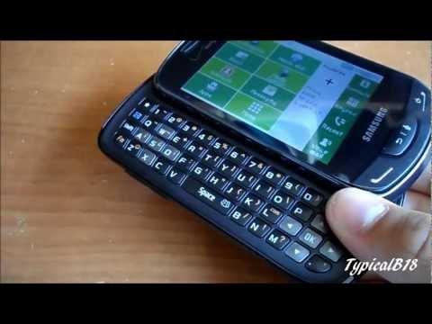 Samsung Brightside (SCH-U380) Verizon Wireless Mobile Phone Review/Look