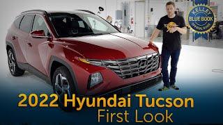 2022 Hyundai Tucson | First Look