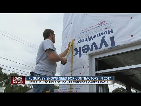Construction industry's message to students: forgo college, join us instead