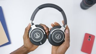 Audio Technica ATH-M70X Review!