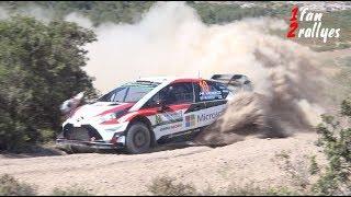 WRC Rallye Sardegna 2017 - Shakedown