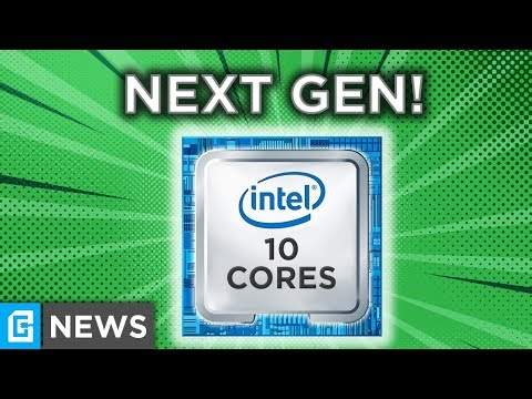 Intel Going 10 CORES!