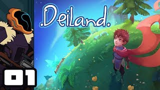 Lets Play Deiland  Pc Gameplay Part 1  Little Chill Planet