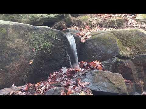 Waterfall sounds