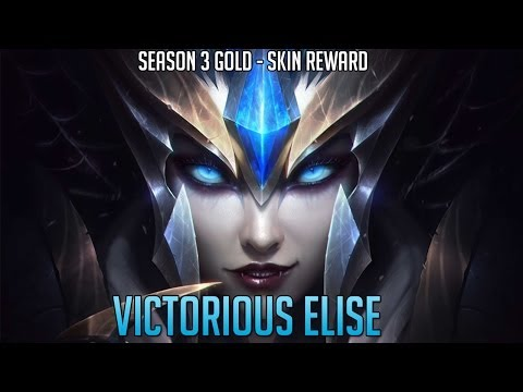 League of Legends Skin - Victorious Elise