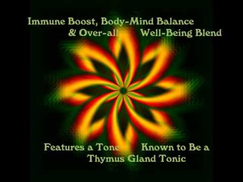 THE ULTIMATE POWER NAP! 3-Way: Body-Mind Balance, Well-Being & Immune-Boost 444 Hz Frequency Blend