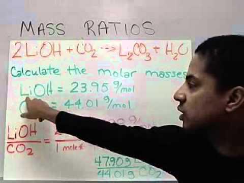Mass Ratios