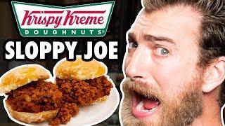 Weirdest Fair Foods Taste Test