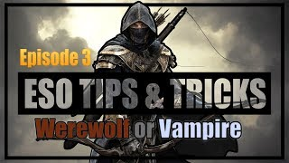 Stamina Nightblade PvP Tips and Tricks Episode 1: Damage