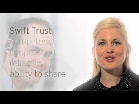 Virtual team communication: Creating the conditions for strong virtual trust