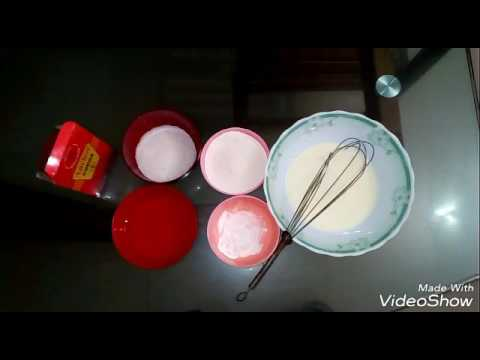 how  to bake a cake?  in microwave oven