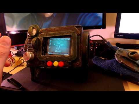 Fallout: Pip-Boy 3000 Halloween Prop