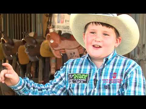 Laith Lindsey: A 7-Year-Old Cowboy & his Dad